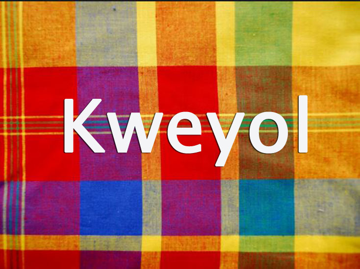 "Creole ""Kwéyòl"" Language"