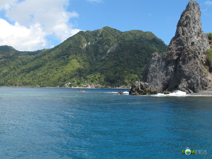 Soufriere-Scott's Head Marine Reserve