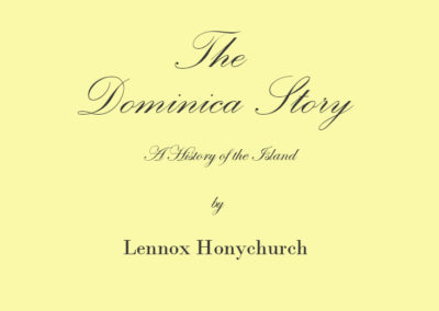The Dominica Story