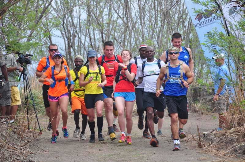 Dominica's Nature Island Challenge ~ NIC 3.0 Adventure Endurance Race