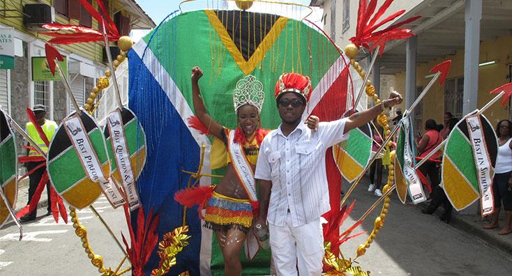 Carnival Winners