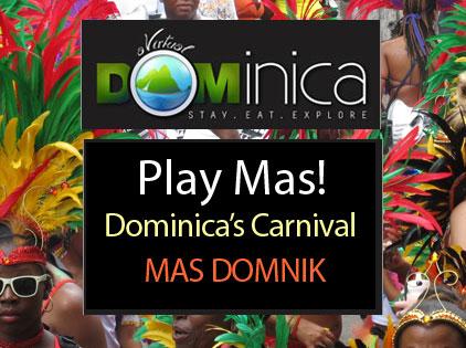 Carnival Events Calendar 2018