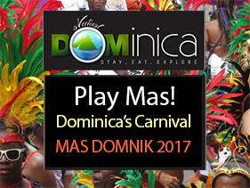 Carnival Events Calendar 2017