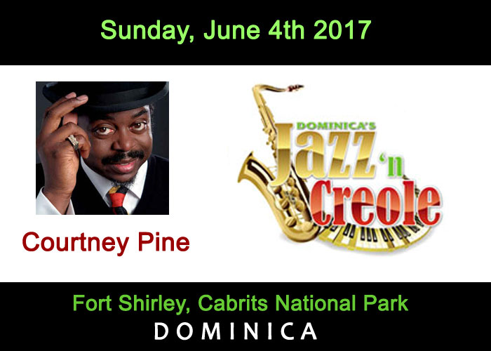 Art, Jazz & Courtney Pine