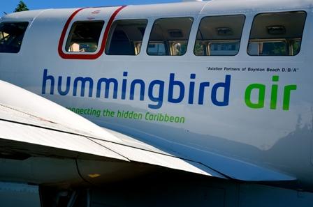 New Flights between Dominica and the US Virgin Islands!