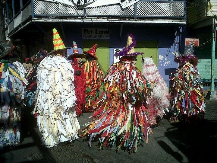 Carnival in Dominica