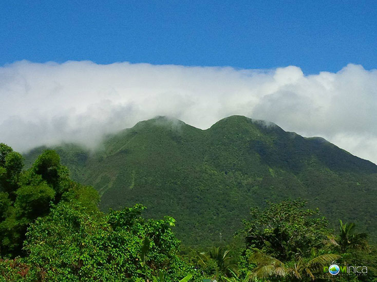 Mountains of Dominica