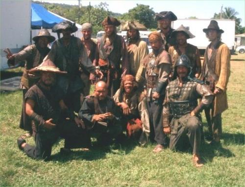 Pirates Dominica - Everything Piratical! Learn about Dominica