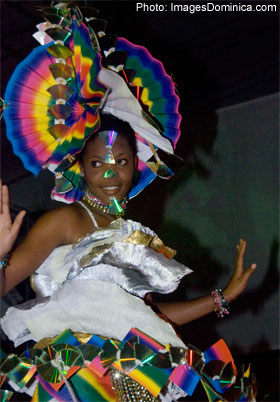 Dominica Carnival Winners 2009