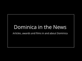 Dominica in the News