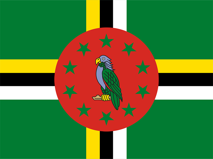 National Emblems Week: Dominica's Flag