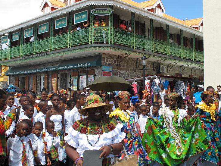National Emblems Week: Dominica's Traditional Dress