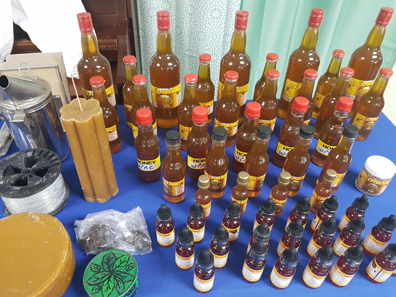 Dominica's Bee Keepers Conference